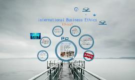 国際ビジネス倫理2