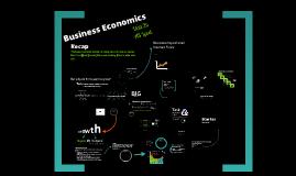 AS Business Economics Part 2