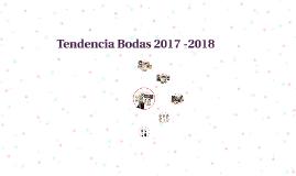 Tendencia Bodas 2016