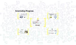 Internship Progress