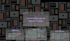 Características del Dibujo Técnico