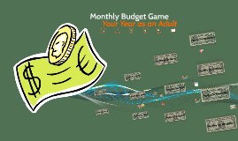 Copy of Budget Game