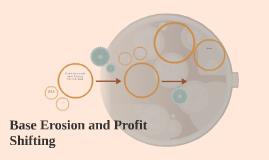 Base Erosion and Profit Shifting