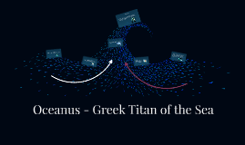 Copy of Oceanus - Greek Titan of the Sea