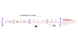 Copy of La historia del Atomo