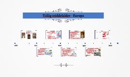 Copy of Middelalder - Europa