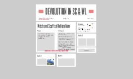 CHAPTER 2: DEVOLUTION IN SCOTLAND AND WALES