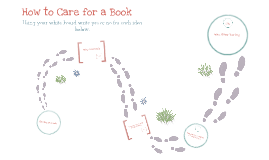 Copy of How to care for a library book!