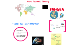Plate Techtonic Theory