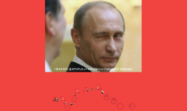 Putin, Ryssland och demokrati