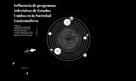 Influencia de Estados Unidos en la televisión Guatemalteca
