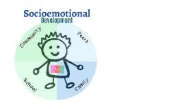 Socioemotional Development