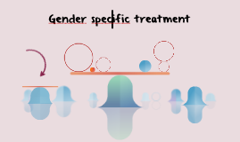 Gender specific treatment