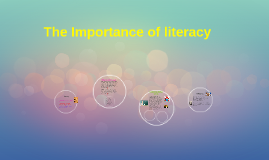The Importance of literacy