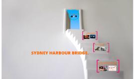 Sydney Habour Bridge.