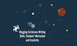 blogging to enhance writing skills students motivation and by