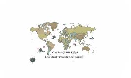 Leandro Fernández Moratín y sus viajes