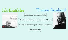 Thomas Bernhard - Ein Kind