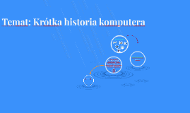 Krótka historia komputera