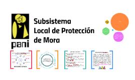 Subsistema de Mora