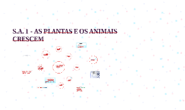 As plantas e os animais crescem 2017