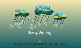 Copy of Essay Writing
