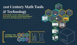 Copy of 21st Century Math Tools and Technology