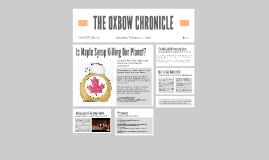 THE OXBOW CHRONICLES