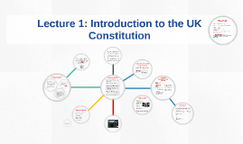 Lecture 1: Introduction to the UK Constitution