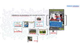 HERENCIA ECONOMICA DE JAVIER MAROTO