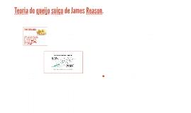 Teoria do queijo suiço de James Reason