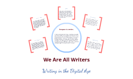 We Are All Writers