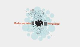 Copy of Derecho a la intimidad en las redes sociales