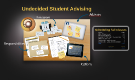 Copy of Undecided Student Advising