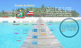 Copy of Estado da Bahia