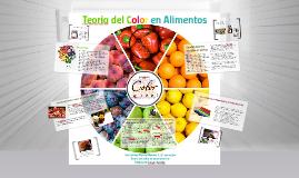 Teoria del Color en Alimentos
