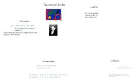 Fourteen Circles Maloree Keepness