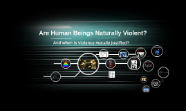 Are Human Beings Naturally Violent?