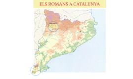 Els Romans a Catalunya