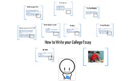The College Essay
