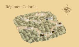 Regimen Colonial