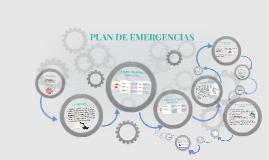 Copy of PLAN DE EMERGENCIAS