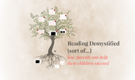 Reading Demystified (sort of...)
