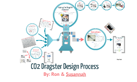 Copy of Copy of CO2 Dragster Design Process
