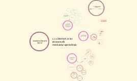Internet en los procesos de enseñanza-aprendizaje