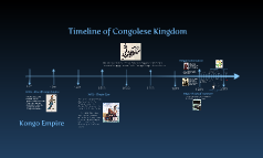 Annotated Timeline of Congolese Kingdom from pre-Portuguese arrival to present