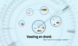 Voeding en drank