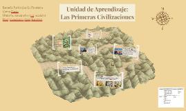 nidad: Antiguas Civilizaciones
