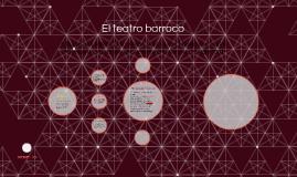 Copy of El teatro barroco