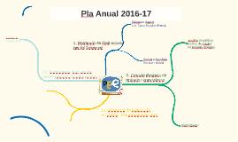 Pla Educatiu d'Entorn de Manresa. Pla Anual 2016-17